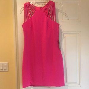 Pink Sleeveless dress size small